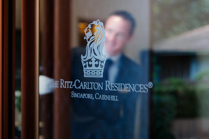 The legendary Ritz-Carlton experience