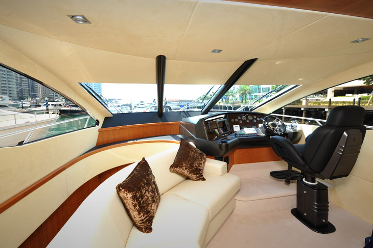 Sunseeker Interior